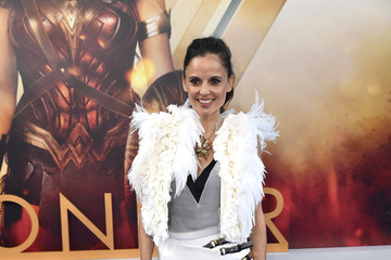 Elena Anaya Premiere of Warner Bros. Pictures' 'Wonder Woman' - Arrivals