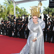 """Elena Lenina """"Annette"""" & Opening Ceremony Red Carpet - The 74th Annual Cannes Film Festival"""