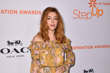 Elena Satine Step Up's 14th Annual Inspiration Awards - Arrivals