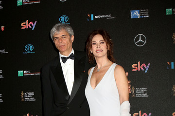 Elena Sofia Ricci 60. David Di Donatello - Arrivals