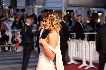 Eleonore Boccara 'It's Only The End Of The World (Juste La Fin Du Monde)' - Red Carpet Arrivals - The 69th Annual Cannes Film Festival