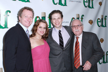 """Bob Martin """"Elf"""" Broadway Opening Night - After Party"""