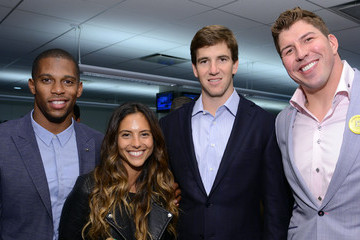 Eli Manning BTIG's Commissions for Charity Day