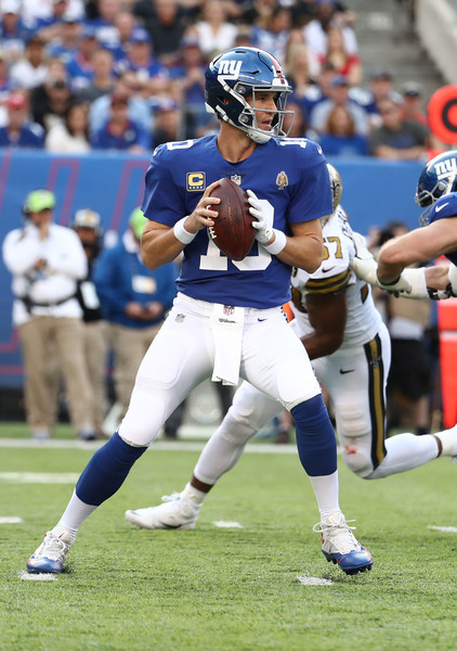New Orleans Saints vs. New York Giants
