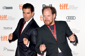 "Eli Roth Colin Geddes ""The Green Inferno"" Premiere - Arrivals - 2013 Toronto International Film Festival"