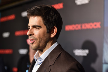 Eli Roth Premiere of Lionsgate's 'Knock Knock' - Red Carpet