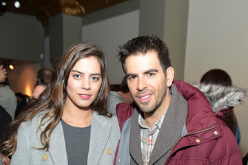 Eli Roth Visitors To The GREY GOOSE Blue Door