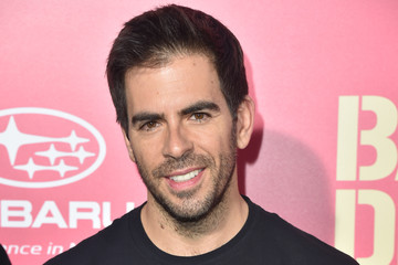 Eli Roth Premiere of Sony Pictures' 'Baby Driver' - Arrivals