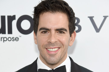 Eli Roth 25th Annual Elton John AIDS Foundation's Oscar Viewing Party - Red Carpet