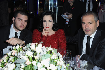 Elie Saab Sidaction Gala Dinner 2013 - Inside