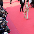"""Elisa Sednaoui """"Annette"""" & Opening Ceremony Red Carpet - The 74th Annual Cannes Film Festival"""