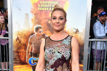 Elisabeth Rohm Premiere Of Warner Bros. Pictures' 'CHiPS' - Arrivals