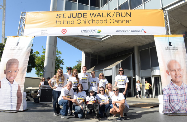 St.Jude Walk/Run Hosted By Lucy Hale