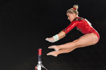 Elisabeth Seitz Artistic Gymnastics World Championships - Qualifications