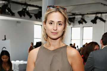 Elisabeth von Thurn und Taxis Reed Krakoff  - Front Row - Spring 2013 Mercedes-Benz Fashion Week