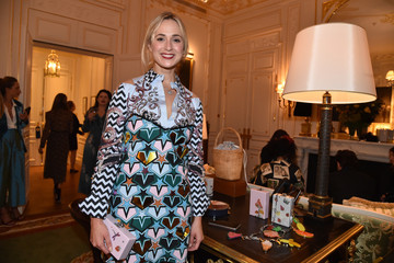 Elisabeth von Thurn und Taxis Edie Parker SS'17 Collection 'Vices and Virtues' Diner - Paris Fashion Week Womenswear Spring/Summer 2017
