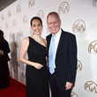 Elise Doganieri 27th Annual Producers Guild of America Awards - Red Carpet