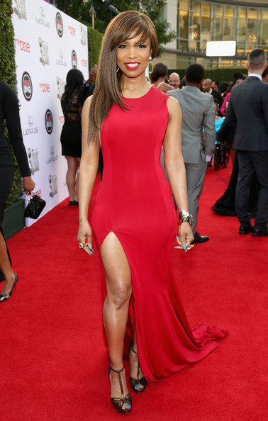 Elise Neal - TV One At The 45th NAACP Image Awards