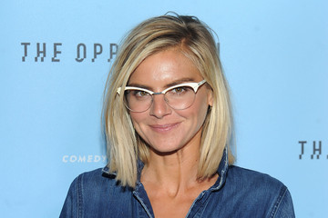 "Eliza Coupe Comedy Central's ""The Opposition W/ Jordan Klepper"" Premiere Party"