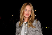 Trinny Woodall attends the launch of Elizabeth Ardens Eight Hour Cream at 29 Portland Place on March 8, 2012 in London, England.