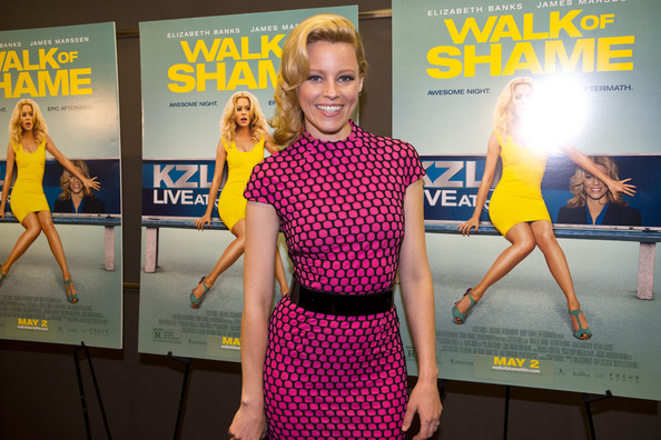 'Walk of Shame' Screening in New Orleans — Part 2 [walk of shame,walk of shame,fashion,fun,dress,fashion design,competition,elizabeth banks,new orleans,the theatres,louisiana,canal place,screening,new orleans screening]