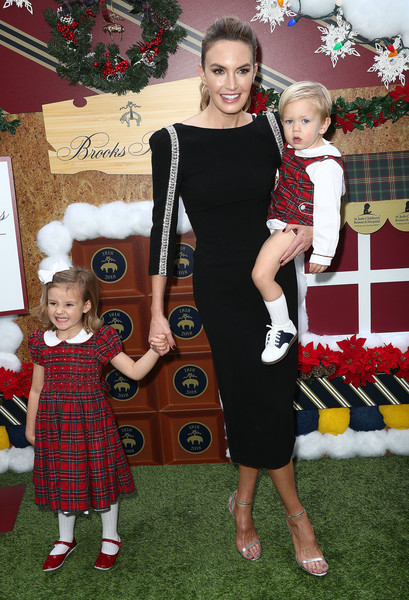 Brooks Brothers Hosts Annual Holiday Celebration In Los Angeles To Benefit St. Jude - Arrivals