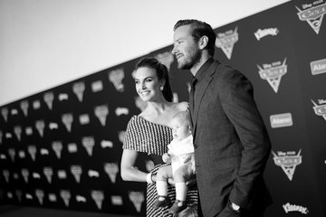 Elizabeth Chambers The World Premiere of Disney/Pixar's 'Cars 3'