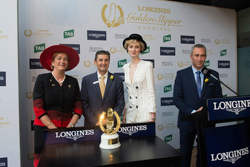 Elizabeth Debicki The 2017 Sydney Carnival - Golden Slipper Day