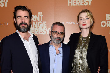 """Elizabeth Debicki Claes Bang Sony Pictures Classics And The Cinema Society Host A Special Screening Of """"The Burnt Orange Heresy"""""""