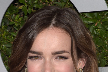 Elizabeth Henstridge 'Young Hollywood' Launch in Beverly Hills
