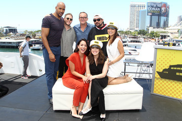 Elizabeth Henstridge The IMDb Yacht At San Diego Comic-Con 2016: Day Two