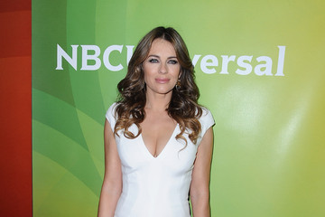Elizabeth Hurley NBCUniversal's Winter TCA Tour: Day 1