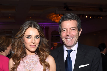 Elizabeth Hurley WCRF's 'An Unforgettable Evening' Presented By Saks Fifth Avenue - Inside