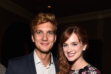 Elizabeth Lail 'Once Upon a Time' Season 4 Afterparty