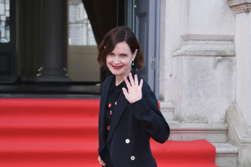 Elizabeth McGovern 'The Wife' UK Premiere - Red Carpet Arrivals