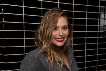 Elizabeth Olsen The Weinstein Company Hosts a Screening of 'Wind River' - After Party