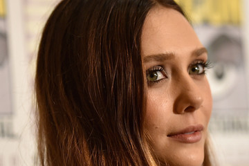 "Elizabeth Olsen Marvel's Hall H Press Line For ""Ant-Man"" And ""Avengers: Age Of Ultron"""