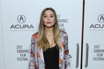 Elizabeth Olsen 'Wind River' Party at the Acura Studio at Sundance Film Festival 2017 - 2017 Park City