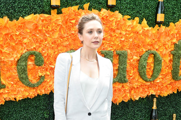 Elizabeth Olsen The Ninth Annual Veuve Clicquot Polo Classic - Arrivals