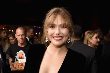 Elizabeth Olsen The 24th Annual Critics' Choice Awards - Cocktails