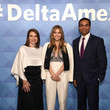 Elizabeth Olsen American Express And Delta Air Lines Celebrate #DeltaAmex Card Relaunch