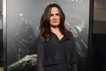 Elizabeth Reaser Universal Studios Hollywood Opening Night Celebration of 'Halloween Horror Nights'