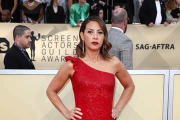 Elizabeth Rodriguez 24th Annual Screen Actors Guild Awards - Arrivals