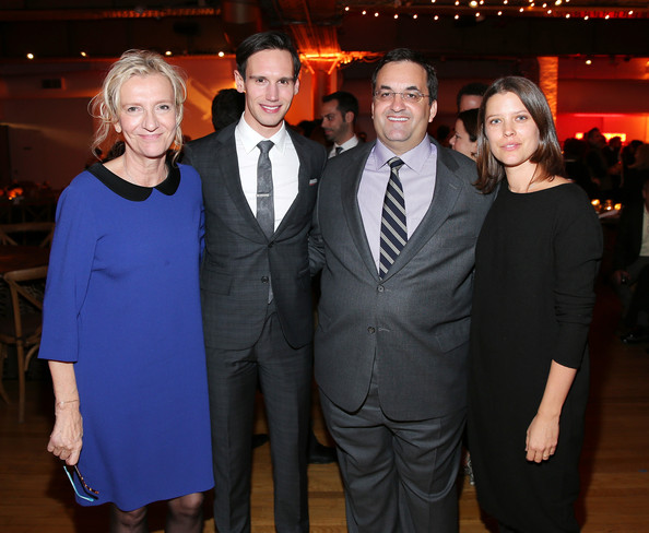 """""""Olive Kitteridge"""" New York Premiere - After Party [olive kitteridge,miniseries,suit,event,formal wear,tuxedo,premiere,cory michael smith,elizabeth strout,audrey marie anderson,kary antholis,l-r,hbo,new york premiere,party]"""