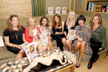 Elizabeth Wiatt Angella Nazarian's Book Launch Party for 'Visionary Women' at Joyce Arad Residence