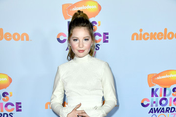 Ella Anderson Nickelodeon's 2017 Kids' Choice Awards - Arrivals