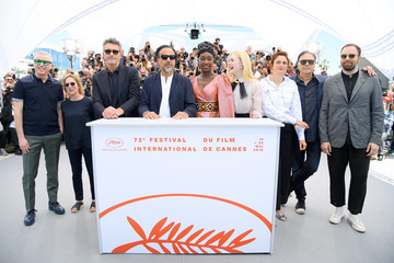Elle Fanning Alejandro Gonzalez Jury Photocall - The 72nd Annual Cannes Film Festival
