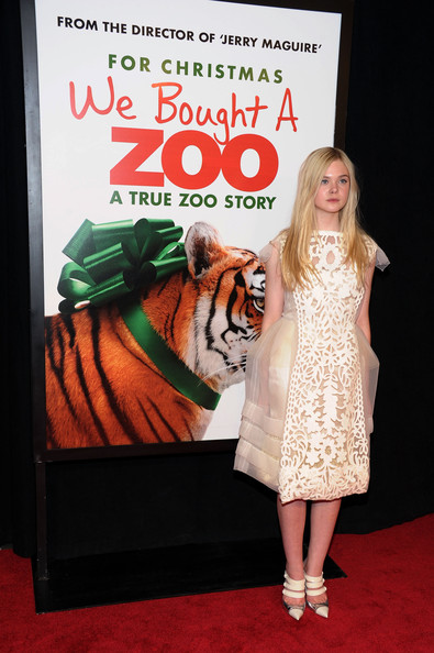 """We Bought A Zoo"" Premiere - Inside Arrivals"