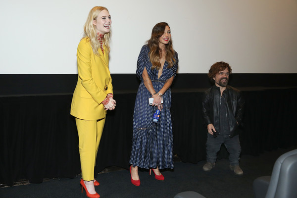 XX At The New York Special Screening Of 'I Think We're Alone Now'