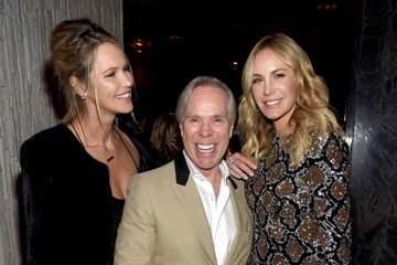 Elle MacPherson Aby Rosen And Samantha Boardman Host Their Annual Dinner At The Dutch W Hotel South Beach